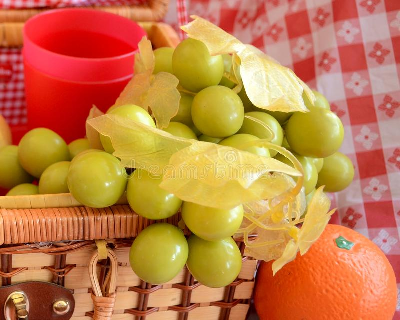 Färger av sommar! fotografering för bildbyråer