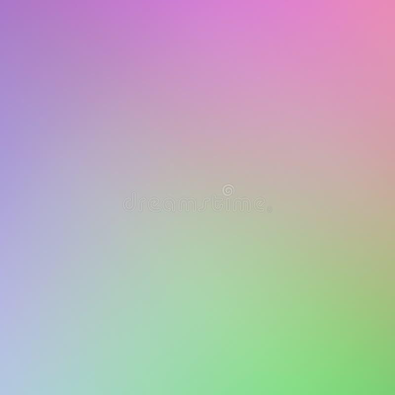 Färger för lutning för rosa färggräsplanblått blandar härliga bakgrundsdesig arkivfoto