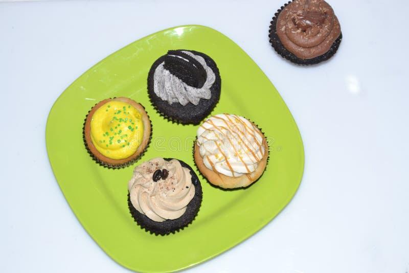 Färgerna av mat arkivfoton