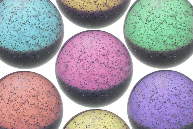 färgglada bollar fotografering för bildbyråer