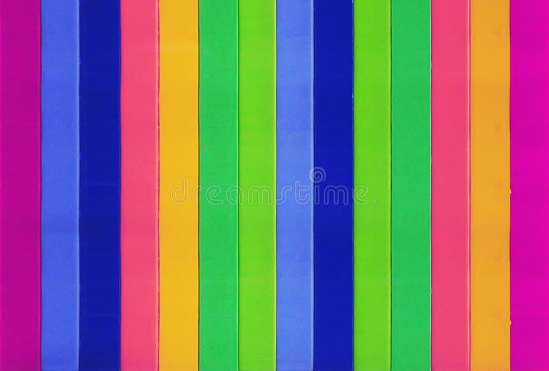färgglada linjer royaltyfria bilder