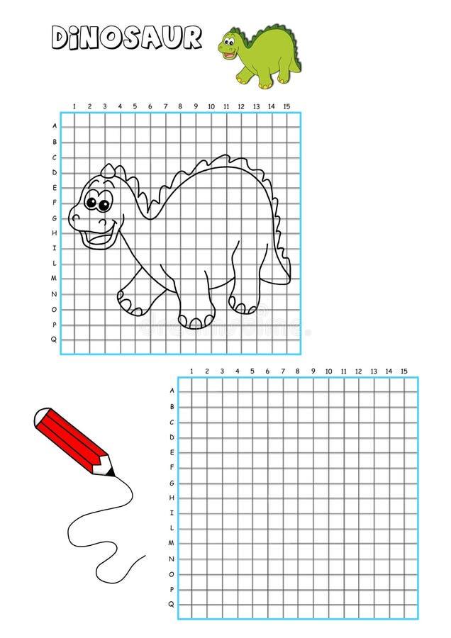 färgläggningspisgaller för 4 bok royaltyfri illustrationer