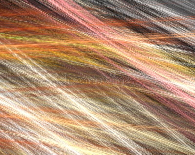 färgrik abstrakt bakgrund stock illustrationer