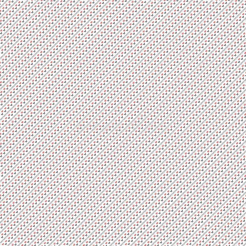 Färgrik abstrakt vektorbakgrund och sömlös repetitionmodelldesign vektor illustrationer