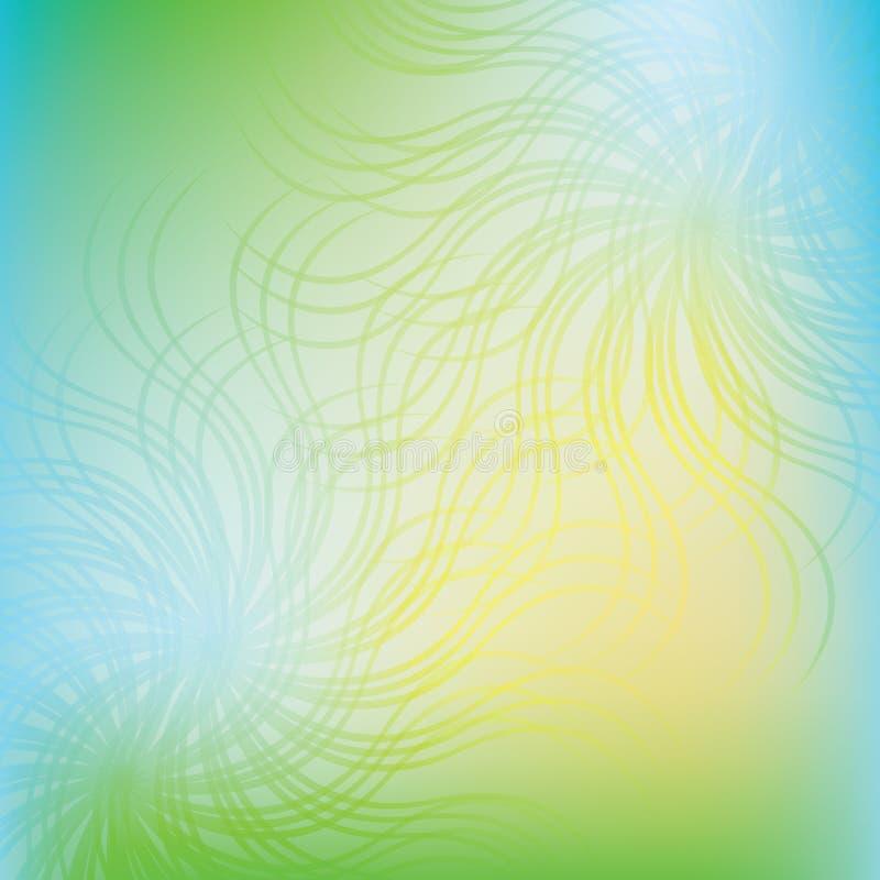 färgrik bakgrund royaltyfri illustrationer