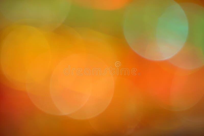 färgrik bokeh arkivfoton