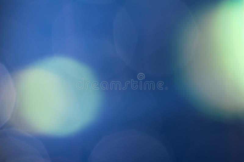 Färgrik bokehbakgrund royaltyfria foton