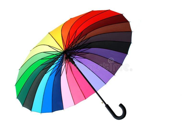 färgrik ett slags solskydd arkivbild