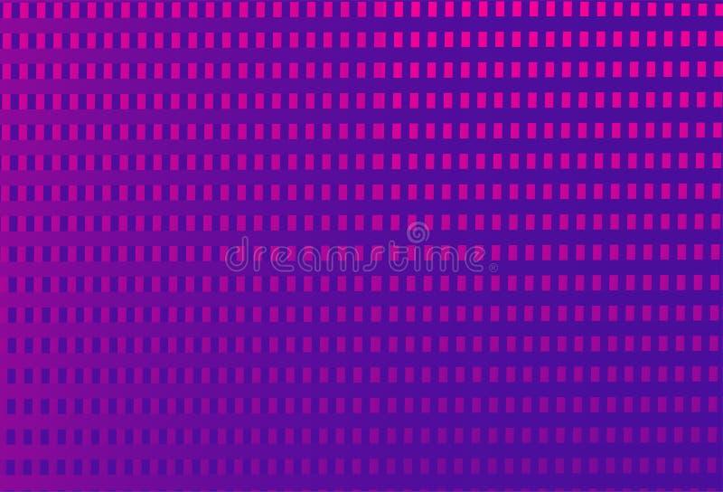 Färgrik geometrisk textur ljus färgbakgrund stock illustrationer