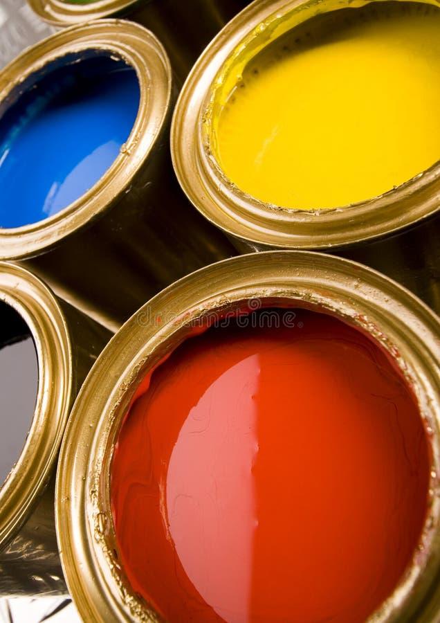färgrik idé fotografering för bildbyråer