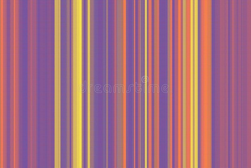 Färgrik innegrej, moderiktig, stilfull modern sömlös bandmodell abstrakt bakgrundsillustration Stilfull modern trendsänka vektor illustrationer