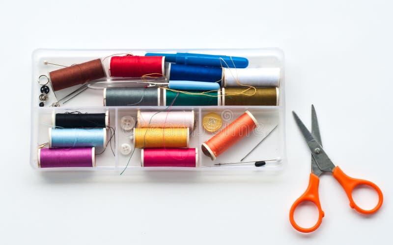 färgrik inställd rullsax för ask arkivbilder