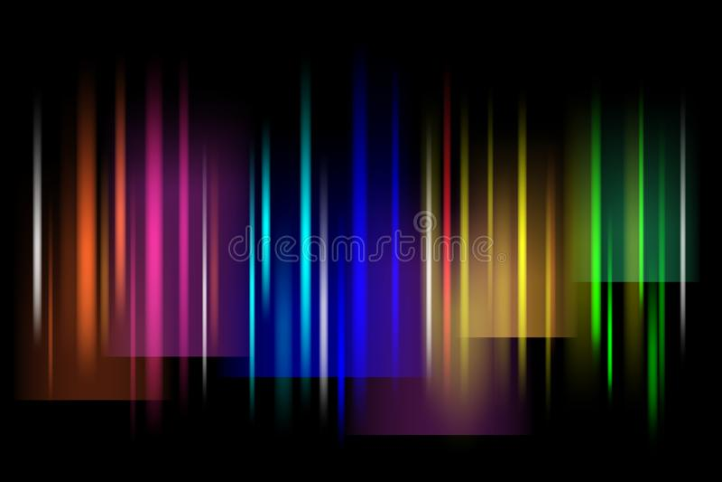 Färgrik lutningbakgrund arkivbild