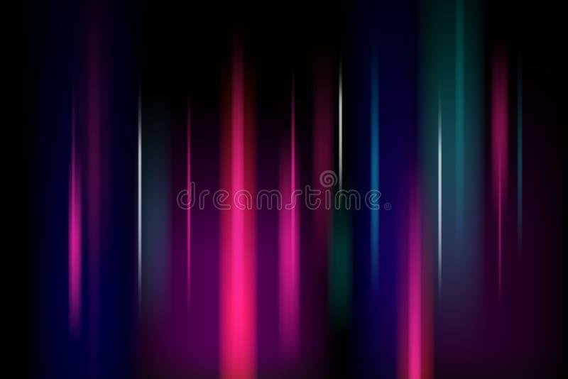 Färgrik lutningbakgrund arkivbilder