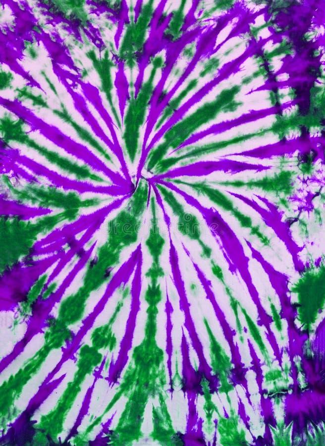 Färgrik modell för design för spiral för bandfärgvirvel arkivfoto