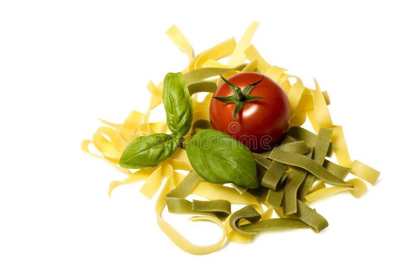färgrik pasta royaltyfria foton