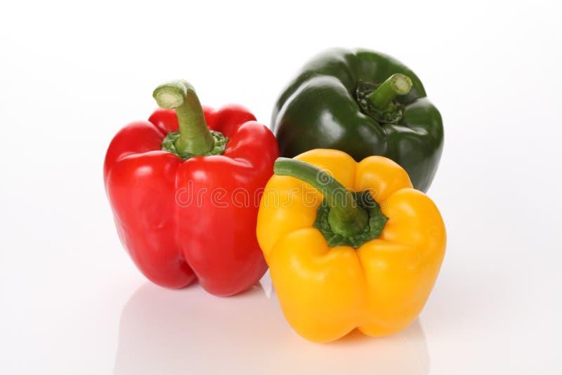 Färgrik sammansättning för vitaminer arkivbilder