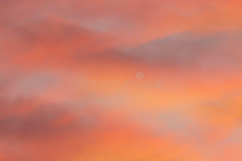 Download Färgrik Sky På Soluppgången Fotografering för Bildbyråer - Bild av cloudscape, texturerat: 27284753