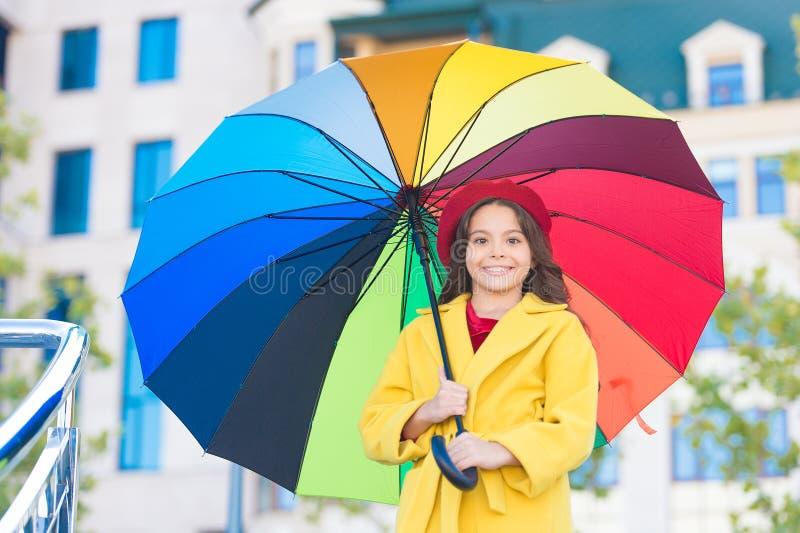 Färgrik tillbehör för gladlynt lynne Positiv nedgångsäsong för stag Åtföljande positiv påverkan för färgrik nedgång väg arkivfoto