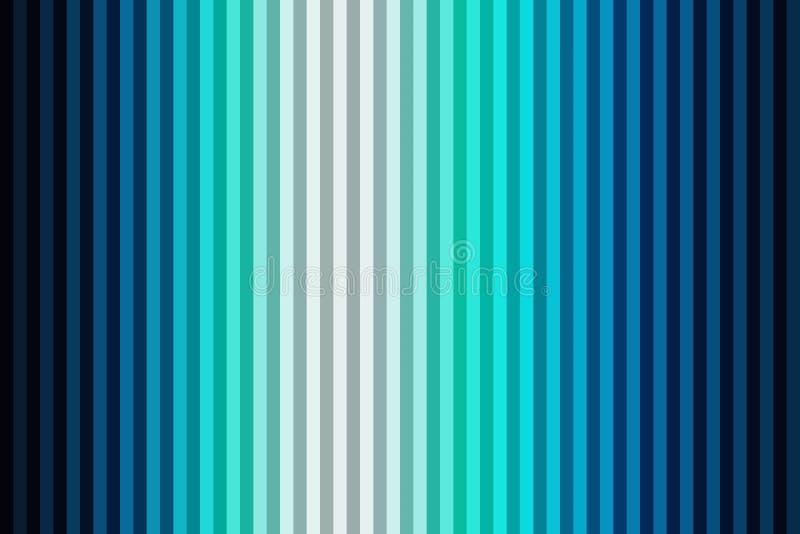 Färgrik vertikal linje bakgrund eller sömlös randig tapet, flerfärgad regnbåge royaltyfri illustrationer