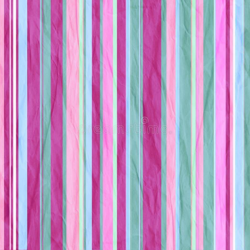 färgrika cyan rosa band för bakgrund royaltyfri bild