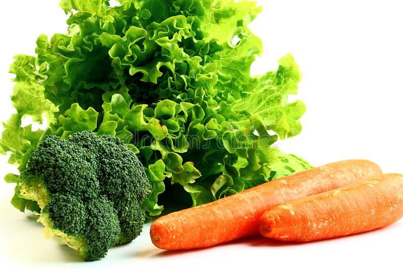 färgrika gräsplanapelsingrönsaker royaltyfri fotografi