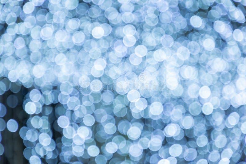 Färgrikt abstrakt suddigt runt bokehljus av nattstadsgatan för bakgrund grafisk design och websitemall arkivfoton