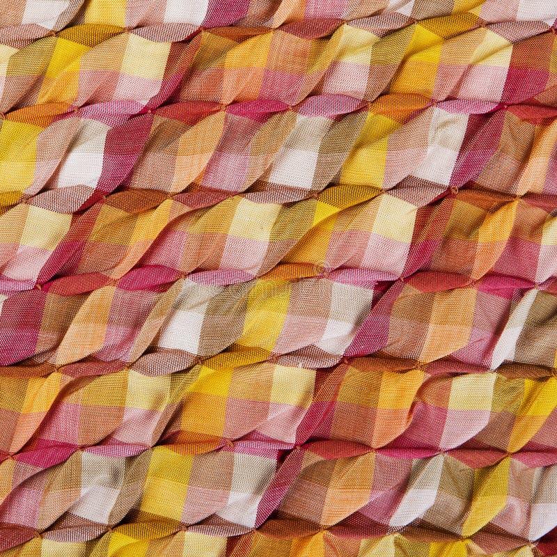 Färgrikt afrikanskt peruanskt slut för stilfiltyttersida upp. fotografering för bildbyråer