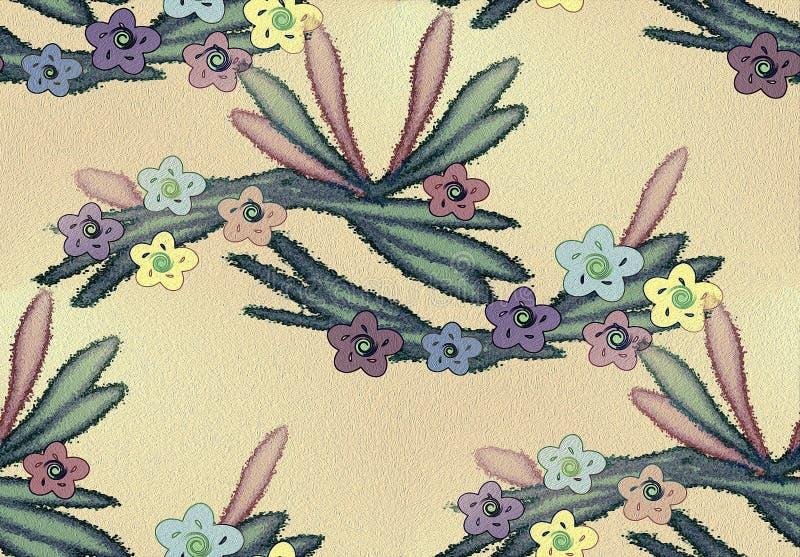 färgrikt blom- för bakgrund royaltyfri fotografi
