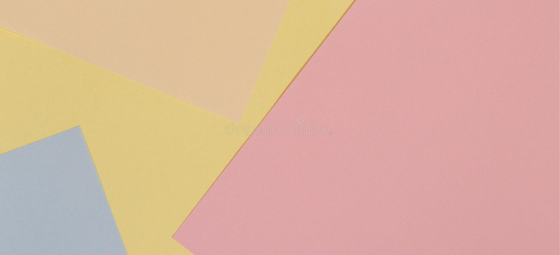 färgrikt papper för abstrakt bakgrund Idérik tapet för pastellfärgad färg för geometridesign arkivbilder
