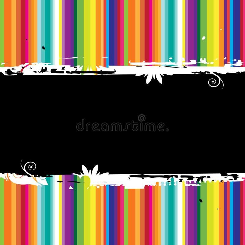 färgrikt seamless för bakgrund vektor illustrationer
