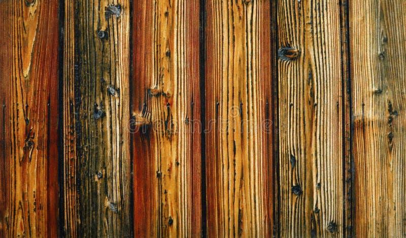 Färgrikt trä texturerad gummidörrmatta arkivbild