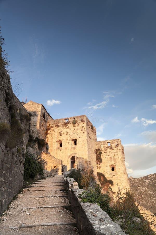 fästning royaltyfri foto