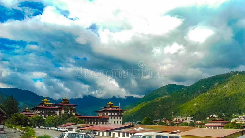 Fästningen av den härliga religionen royaltyfri foto