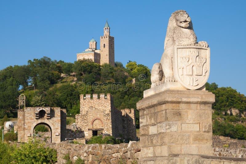 fästningtsarevets royaltyfri fotografi