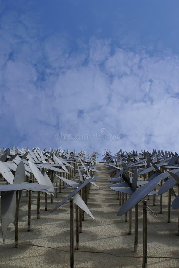 fåfängt väder arkivfoton