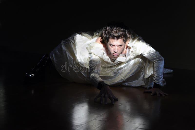 fårwolf för kläder s royaltyfri foto