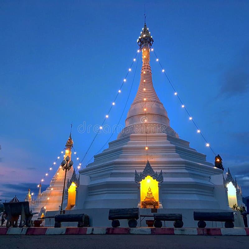 Fé budista foto de stock