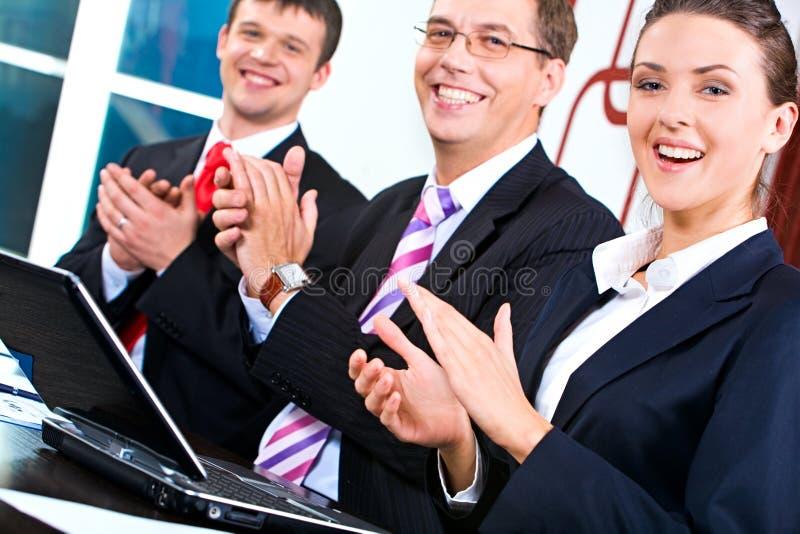 Félicitation photos libres de droits