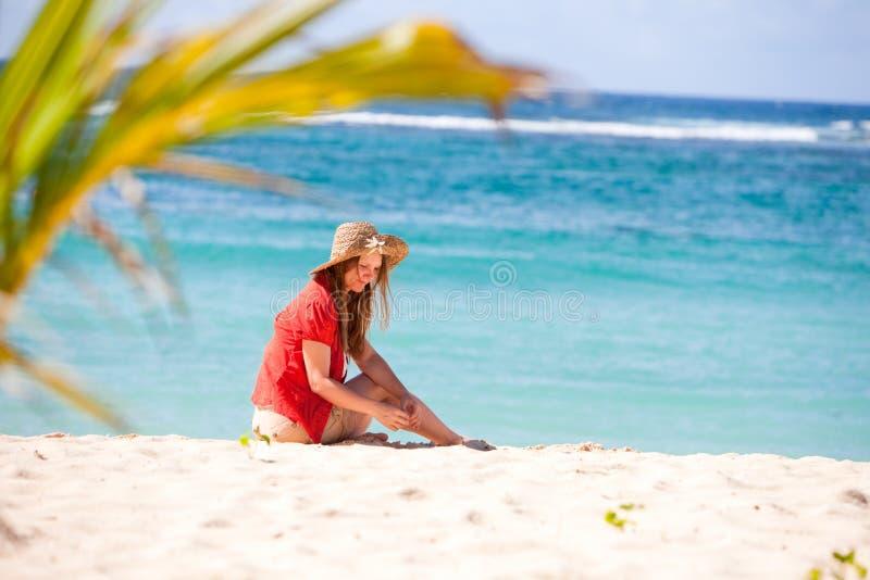 Férias da praia fotos de stock royalty free