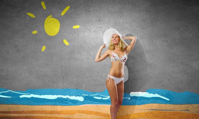 Férias de verão 2 imagens de stock