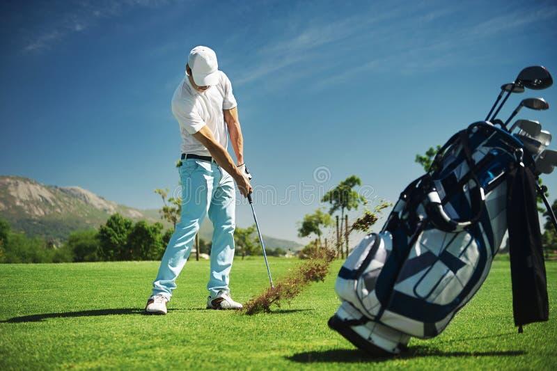 Férias do golfe fotos de stock royalty free