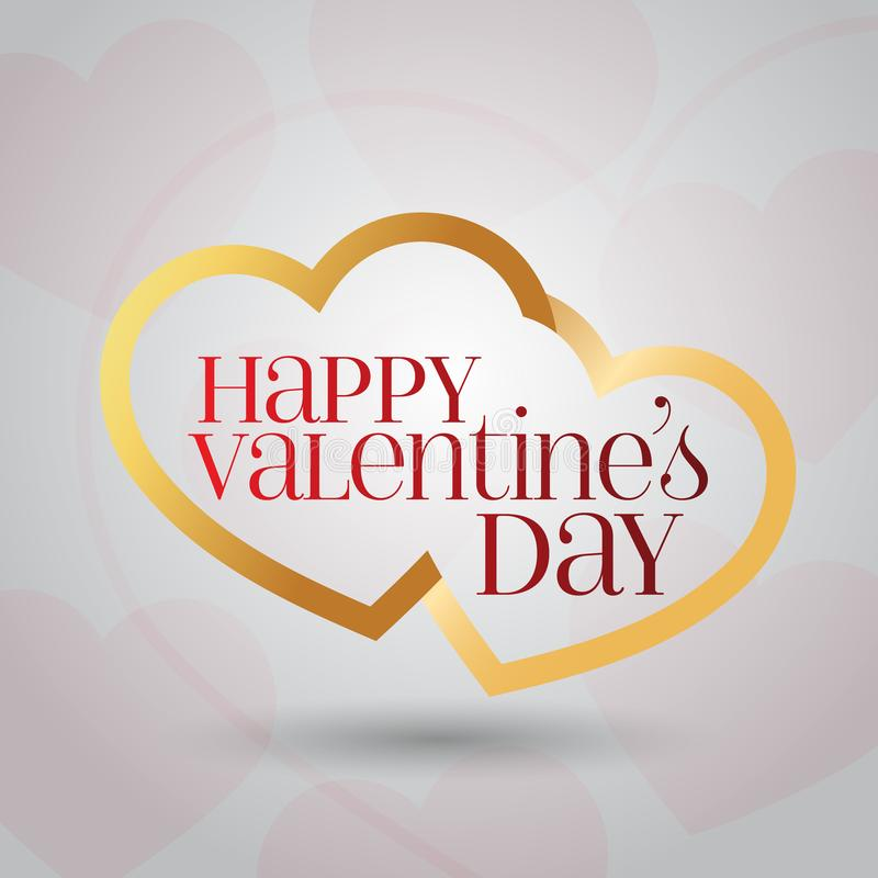 14 février turc de célébration de Saint-Valentin - 14 souhaits de Subat Sevgililer Gununuz Kutlu Olsun, panneau d'affichage, cart illustration libre de droits