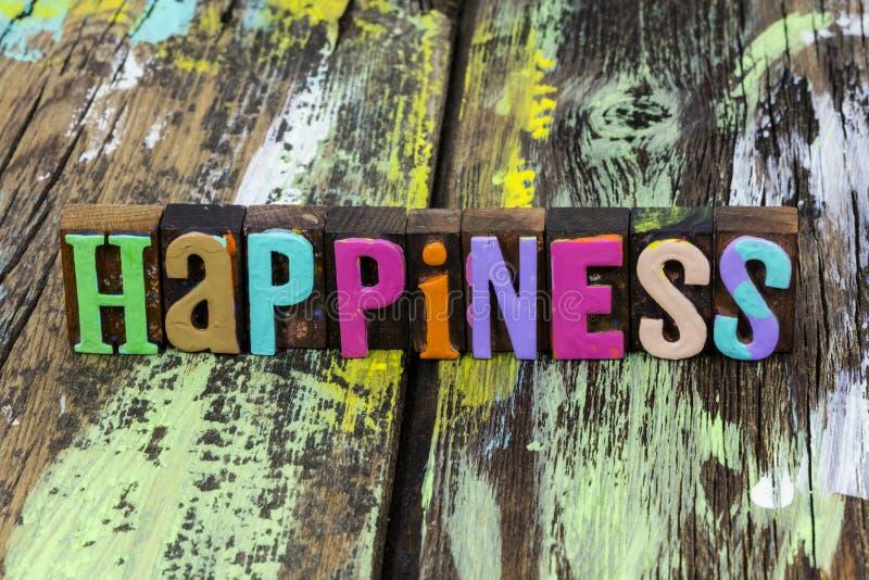 Fête du Bonheur Fête de joie de vivre Fête du Bonheur photo libre de droits