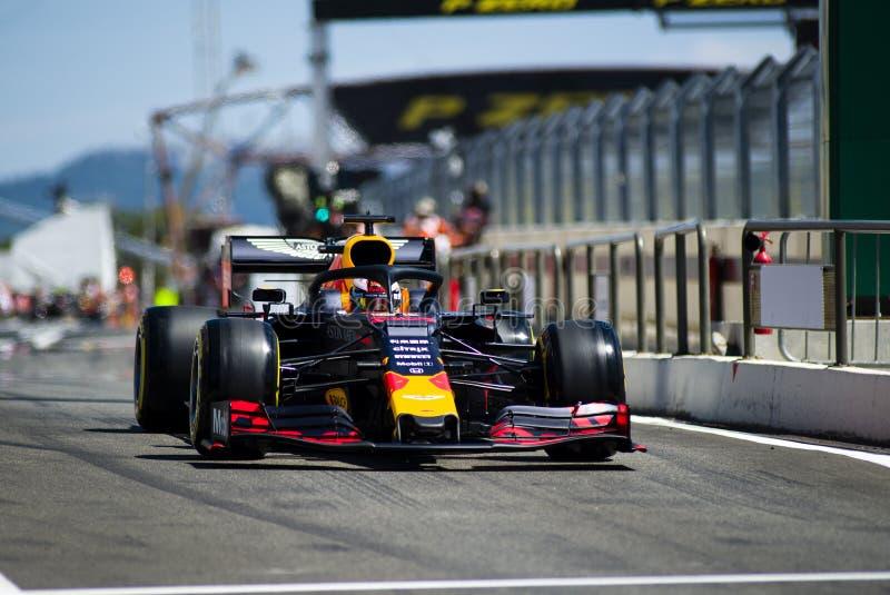 Fórmula 1 Grand Prix francés 2019 imagenes de archivo