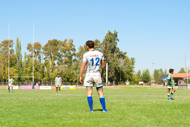 Fósforo do rugby imagem de stock