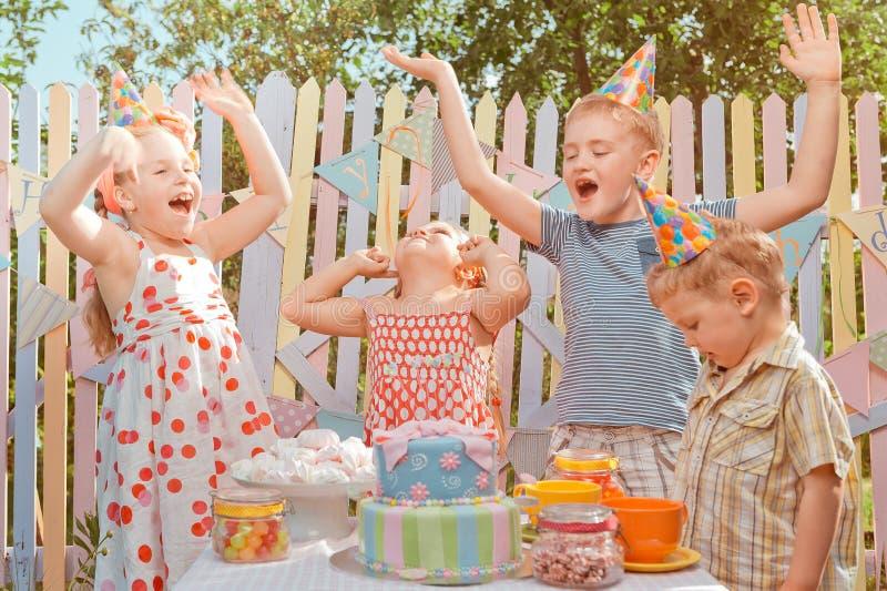 Födelsedag arkivbilder