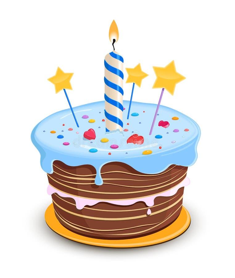 Födelsedagcake