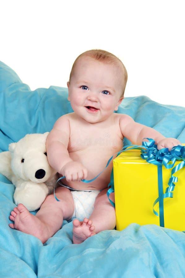 födelsedagpojke arkivfoton
