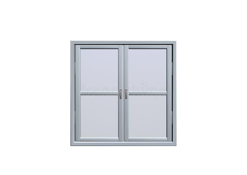 fönster stock illustrationer
